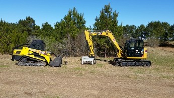 Land Clearing, forestry mulching, bush hogging, Panama City